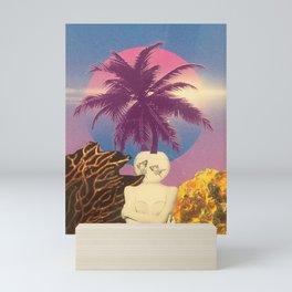 Asia tropical Mini Art Print