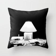 In My Secret Throw Pillow