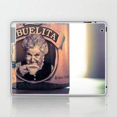 Cafe con Abuelita Laptop & iPad Skin
