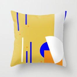 Dots it. Throw Pillow