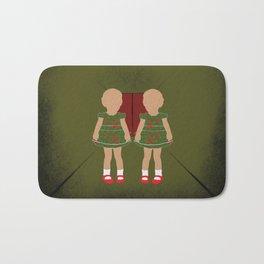 Twin Kids Bath Mat