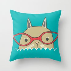 Not If I See You First Throw Pillow