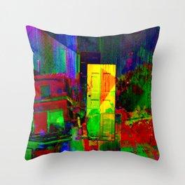 adore Throw Pillow