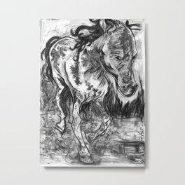 Horse No. 1 Metal Print