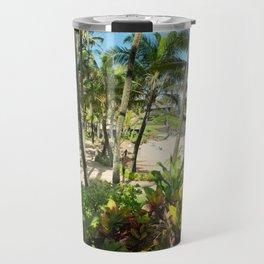 Kuau Beach Cove Paia Maui Hawaii Travel Mug