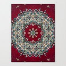 Mandala Nada Brahma  Canvas Print