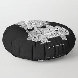 TOTEM - KNOCKOUT Floor Pillow