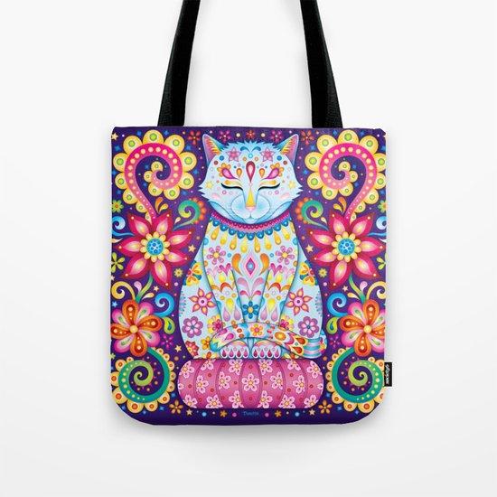 Zen Cat by thaneeya