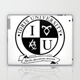 idris university Laptop & iPad Skin