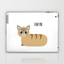 Loaf Cat Laptop & iPad Skin
