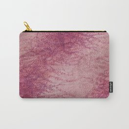 Wind-whipped Vines (rose pink) Carry-All Pouch