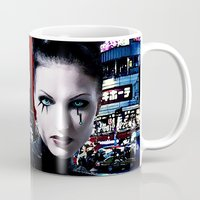 android Mugs featuring Android Dreams by Danielle Tanimura