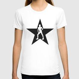 Bowie Ziggy Blackstar T-shirt