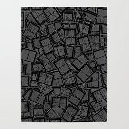 Literary Overload II Poster