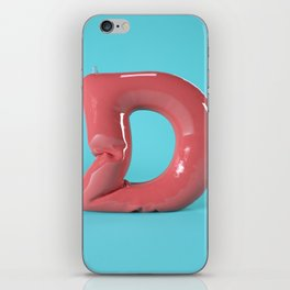Inflatable 3D Type iPhone Skin