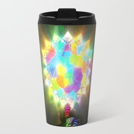 ELECTRIC STAINED GLASS Travel Mug
