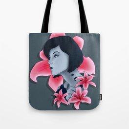 The Beauty of Cortana Tote Bag