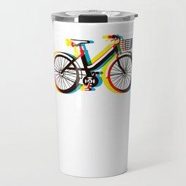 Bike Colors Travel Mug