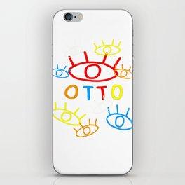 Otto Eyes  iPhone Skin