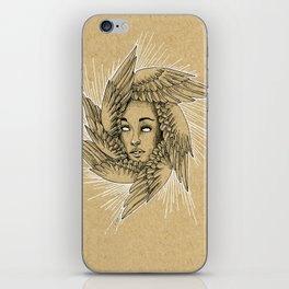 Seraphim iPhone Skin