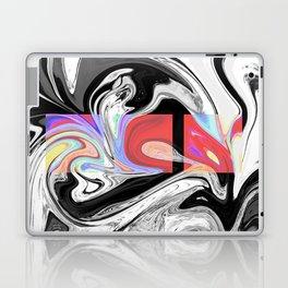 PLIGHT - BLACK Laptop & iPad Skin