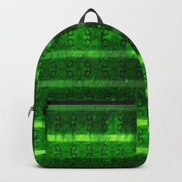 Metal Watermelon Rind Backpack