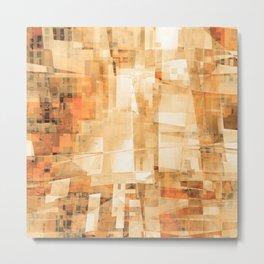 bright canyon wall Metal Print