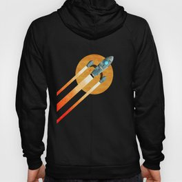 Rocket  2nd Star to the right  LLAP Hoody