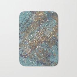 Glittering Bath Mat