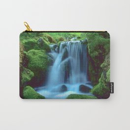 Waterfall in the forest Carry-All Pouch