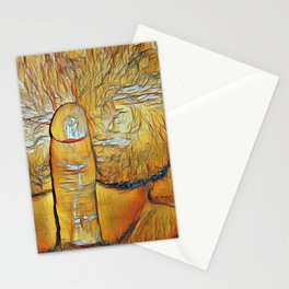 Furry Nest Stationery Cards