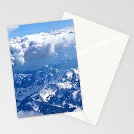 Rocky Mountain Flyby Stationery Cards