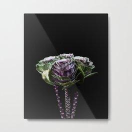 Funny flowers. Metal Print