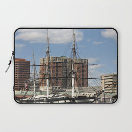 USS Constellation Laptop Sleeve