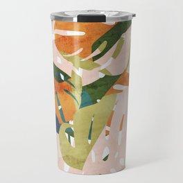 Monstera delight Travel Mug