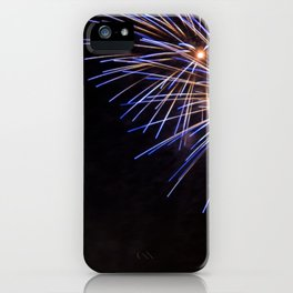 Guy Fawkes Fireworks iPhone Case