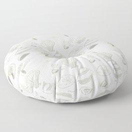 SHELLS Floor Pillow