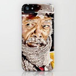 Major Marquis Warren iPhone Case