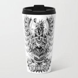 Heraldic Phoenix Travel Mug