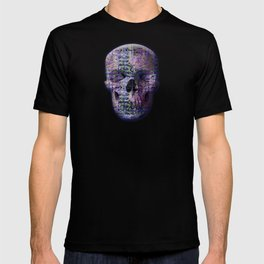 Post-Digital Tendencies Emerge (P/D3 Glitch Collage Studies) T-shirt