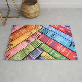Leather Bound Classics Series - Part 2 Rug