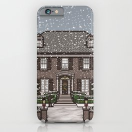 Home Alone Christmas iPhone Case