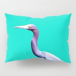 Little Blue Heron Pillow Sham