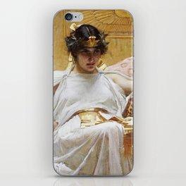 John William Waterhouse - Cleopatra iPhone Skin