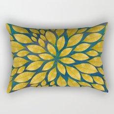 Petal Burst #18 Rectangular Pillow