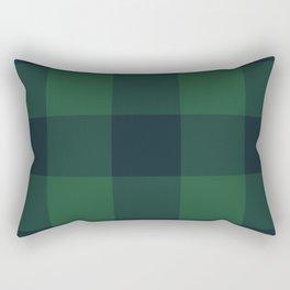rainforest pattern Rectangular Pillow