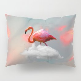 My Home up to the Clouds Pillow Sham