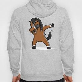 Funny Dabbing Horse Pet Dab Dance Hoody