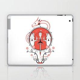 A Legend of Blood Laptop & iPad Skin