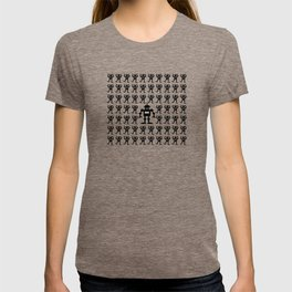 Still Surrounded by Idiots T-shirt